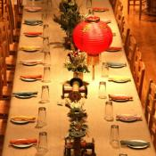 Feasting Table